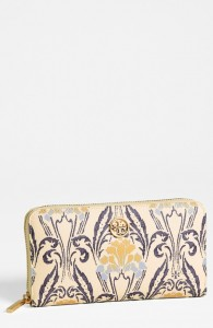 Tory Burch Robinson Zip Wallet