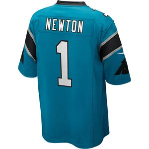 Carolina Panthers Newton Jersey