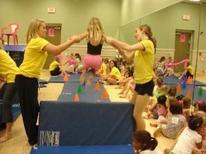 MSDA Dance Camp