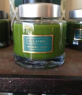 Lila HOME Cedar Illume Candle