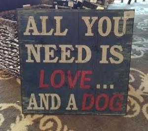 Lila HOME Dog Lover