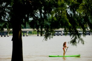 Summer fun at Camp Thunderbird on Lake Wylie, SC
