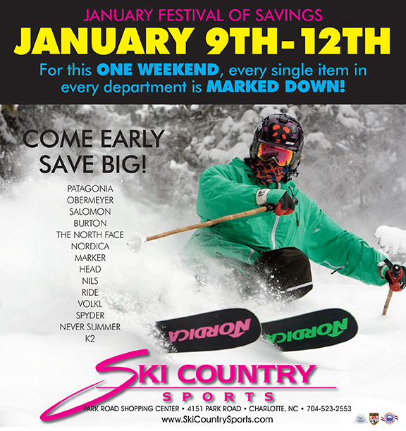 Ski Country Sports Jan Sale 14