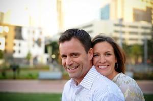 Erin & Stuart Santos