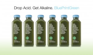 Blue Print Cleanse Green