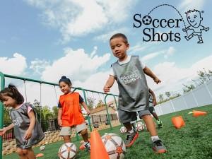Soccer Shots Banner