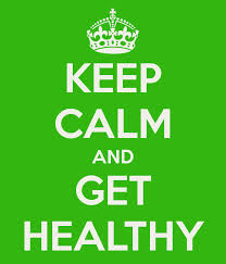 Keep Calm Get Healthy