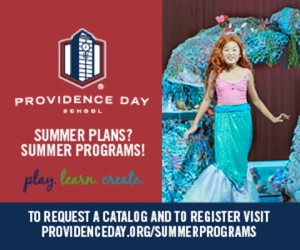Providence Day Summer Camp Ad