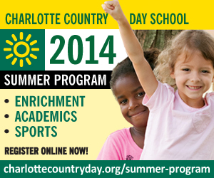 Charlotte Country Day Summer Camps