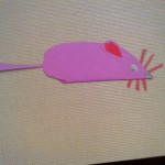 Mouse made by Ella James