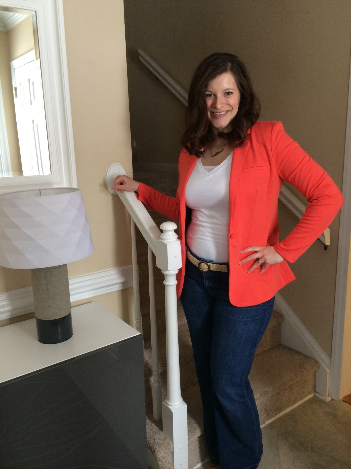 Reclaim Your Postpartum Style Charlotte Smarty Pants