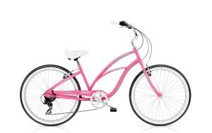 Liz pink bike