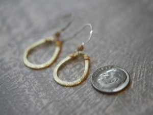 Erin McDermott Minis Joyful Teardrop Earrings