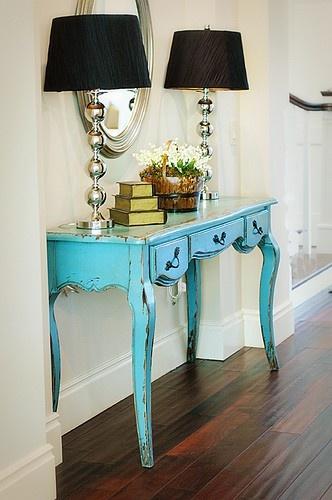 Lila HOME blue