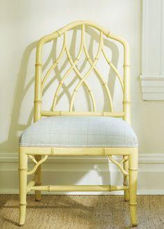 Lila HOME yellow chair