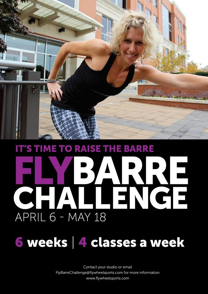 FlyBarre Challenge