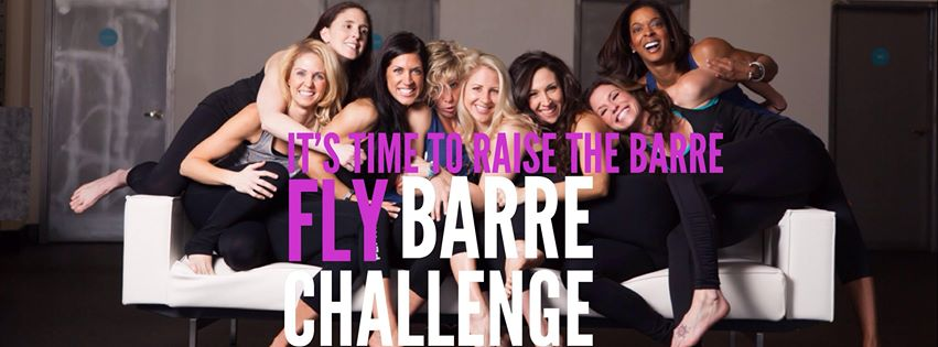 FlyBarre Challenge Charlotte
