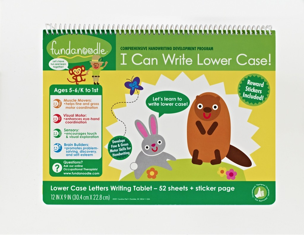 Fundanoodle I Can Write Lowercase