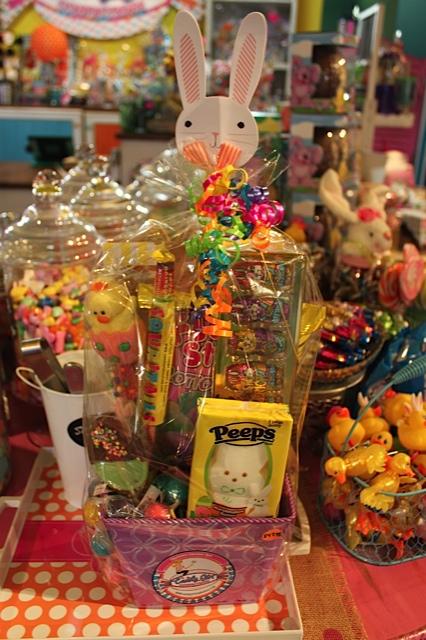 Candy Girl Easter Basket