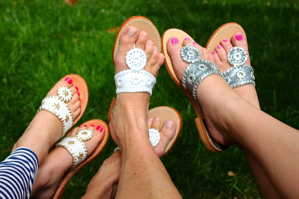 Palm Beach Sandals 2
