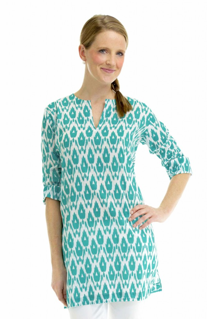 Gretchen Scott Idol Ikat Tunic