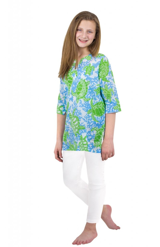 Gretchen Scott Mommy & Me Tunic