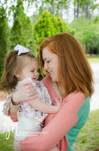 Kristen Montgomery Easter Pic