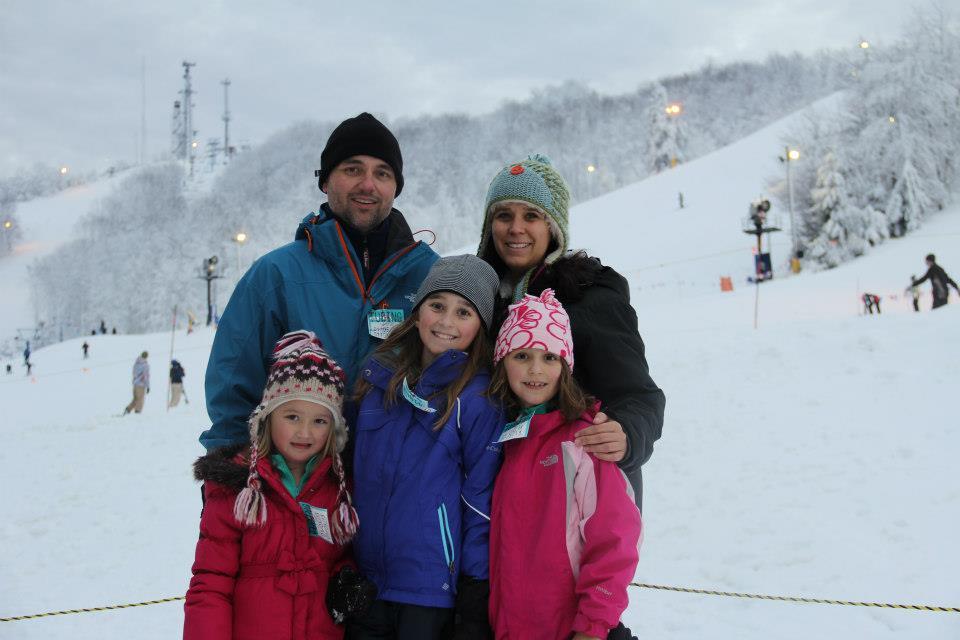 Julie Dennis Family
