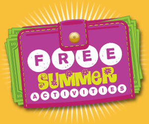 Charlotte Smarty Pants Free Summer Activities