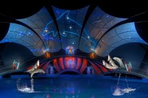 GA Aquarium Dolphin Tales Show