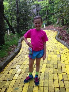 Yellow Brick Road Land of Oz