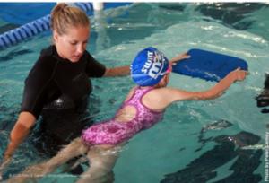 SwimMAC instructor