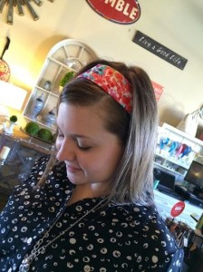Lila HOME headbands 3
