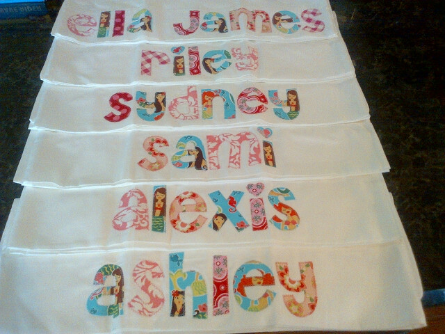 Slumber Party Charlotte Smarty Pants Enchanting Decorating Pillow Cases