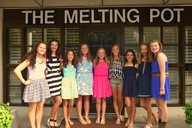 Smarty 13th Birthday Party Idea The Melting Pot
