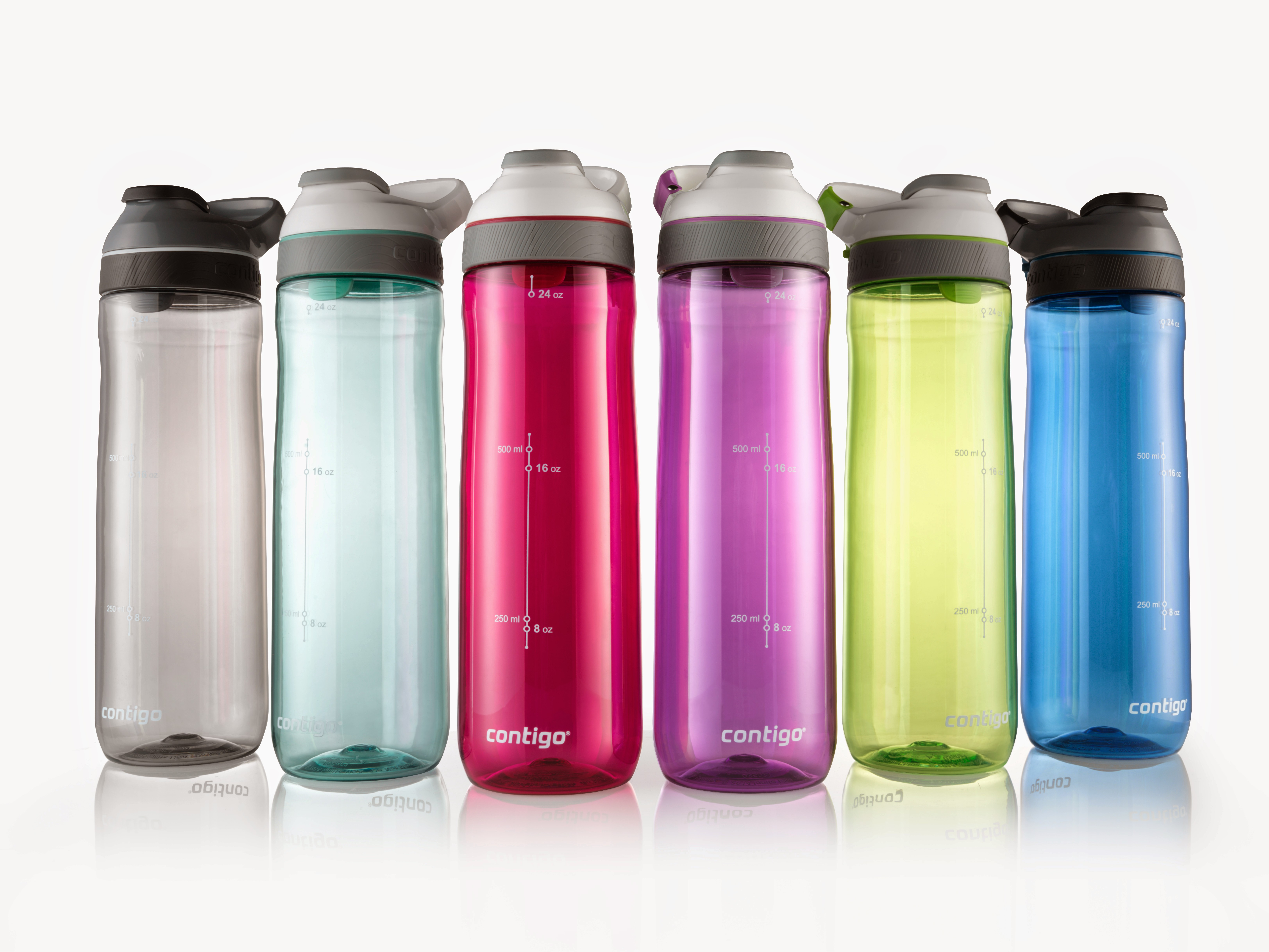 Smarty Giveaway: Best Water Bottles Ever by Contigo!