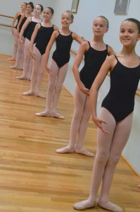 Charlotte School of Ballet Ballerinas