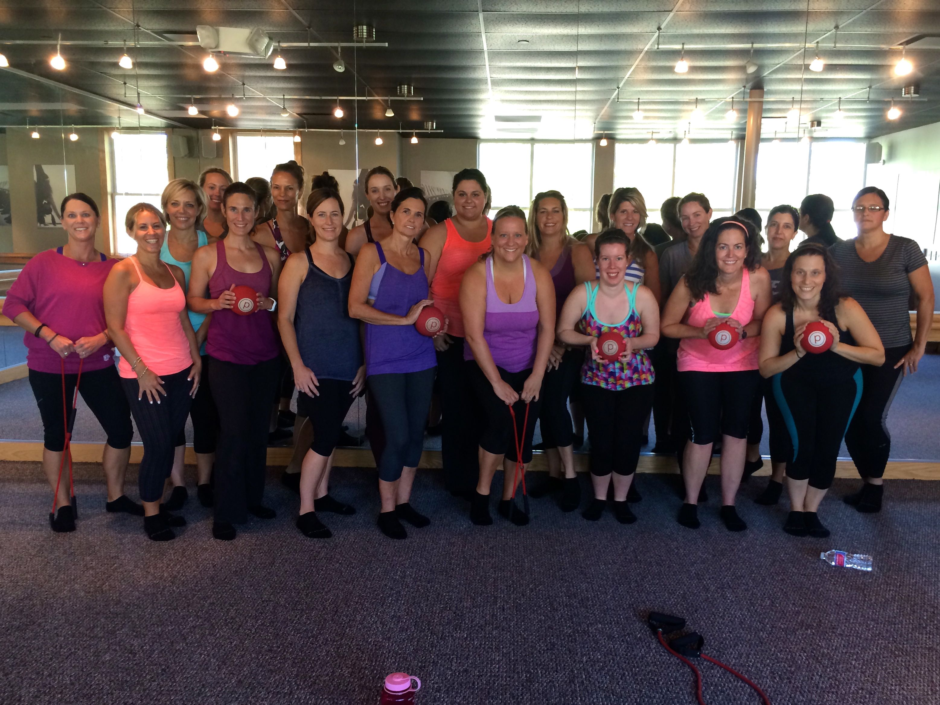 Fitness Friday Meet Pure Barre Charlotte