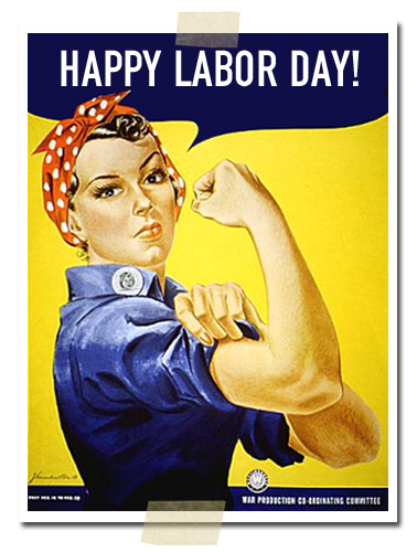 The True Meaning Of Labor Day Charlotte Smarty Pants