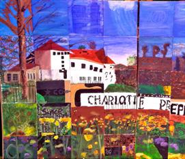 Charlotte Prep Front Art