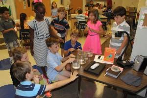 Charlotte Christian STEM Lab