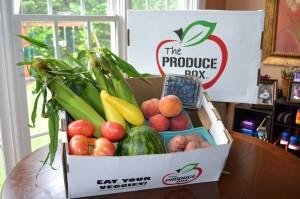 The Produce Box Box