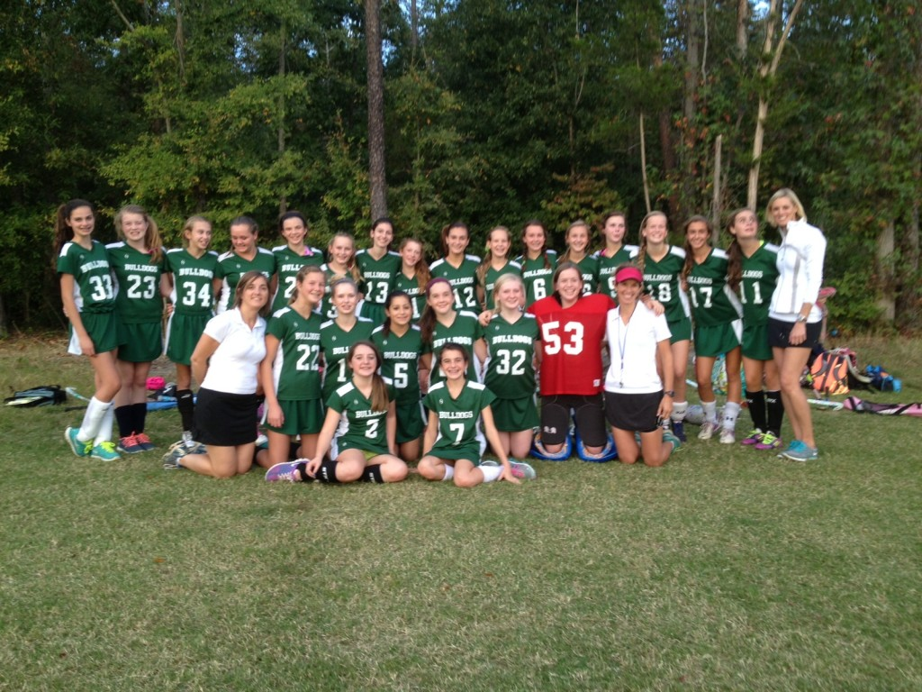 HTMS Field Hockey Team