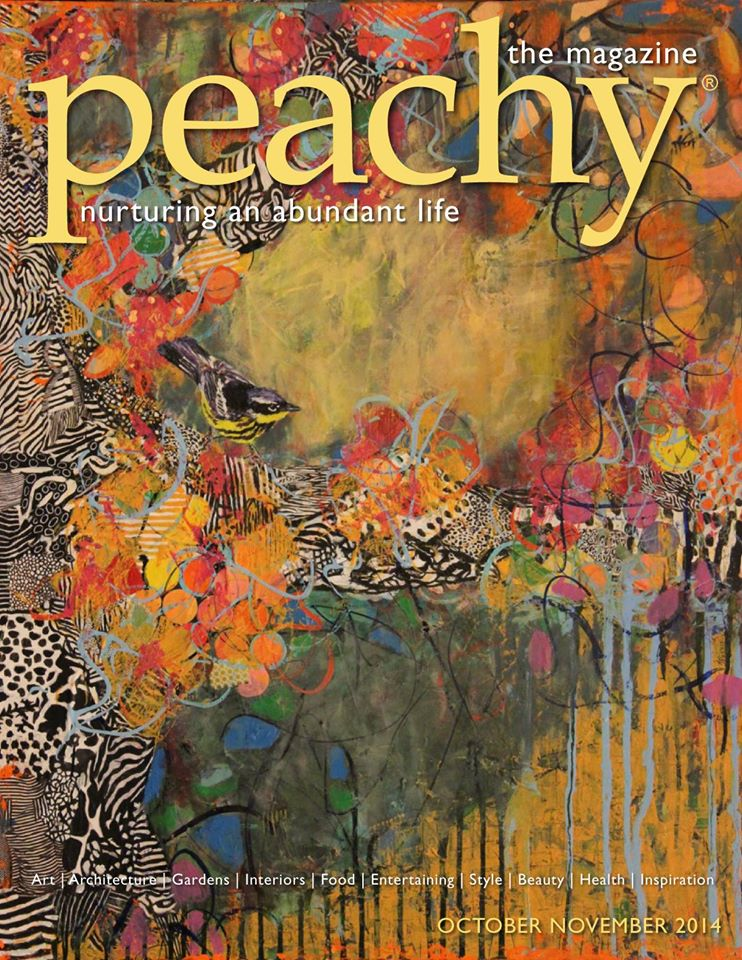 Peachy the Magazine October/November