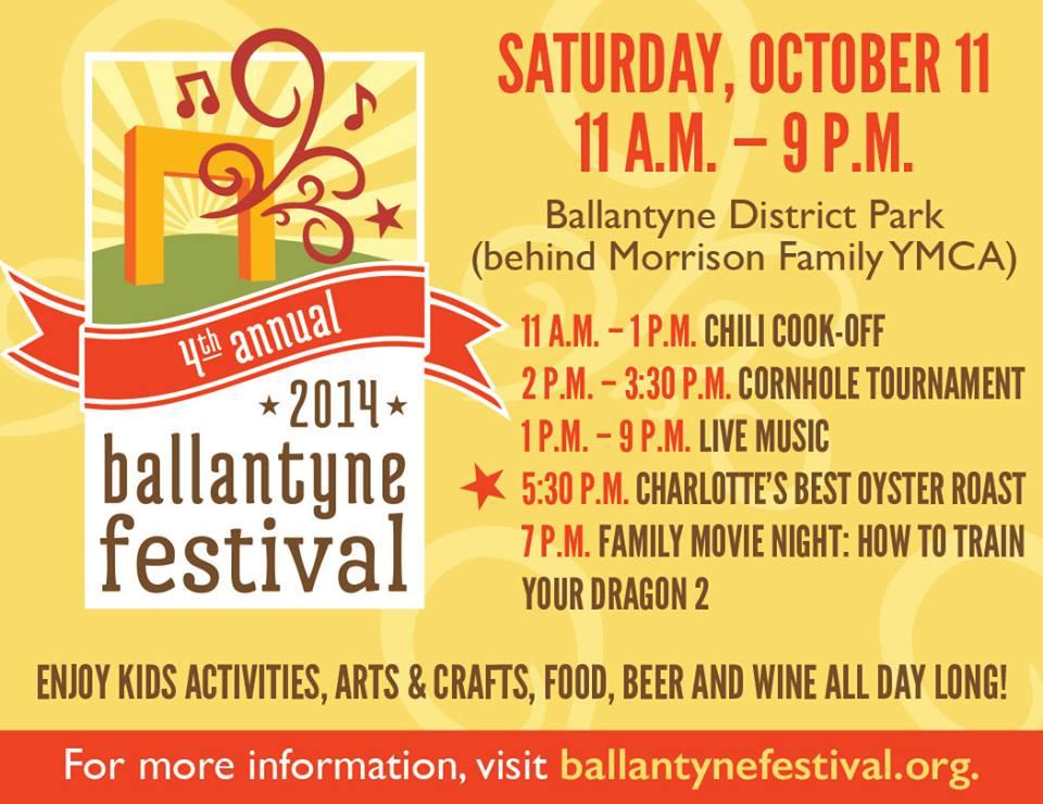 Ballantyne Festival 2014