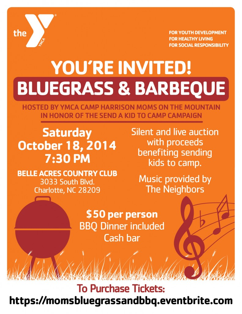 Camp Harrison Bluegrass & BBQ Event
