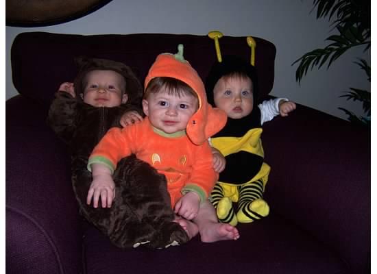 halloween parenthood