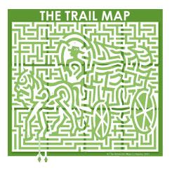 rural hill maze