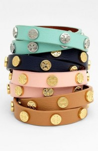 Tory Burch Wrap Bracelets