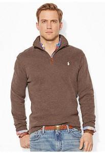 Belk Ralph Lauren Half Zip Pullover
